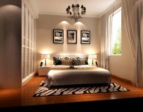 现代 混搭 三居 收纳 白领 小资 高度国际 小清新 温馨舒适 卧室图片来自高度国际王慧芳在7万打造现代简约K2-百合湾的分享