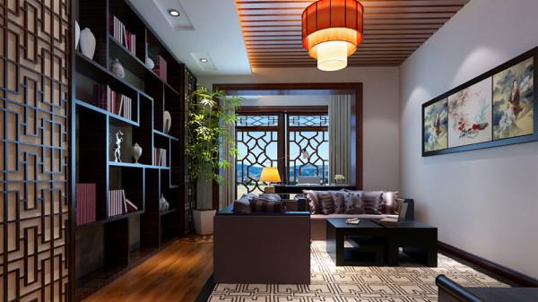 【客户需求】要三间卧室,一个书房,一个影视厅,最后将地下的家庭室改成一个书房, 影视厅一体的多功能间,下沉庭院加建一个卧室出来,基本上满足了客户的需要。