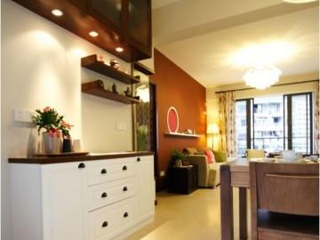 14.5万打造中式风格二居室!