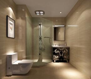 筑华年 高度国际 二居 现代 白领 80后 时尚 白富美 高富帅 卫生间图片来自北京高度国际装饰设计在筑华年的分享
