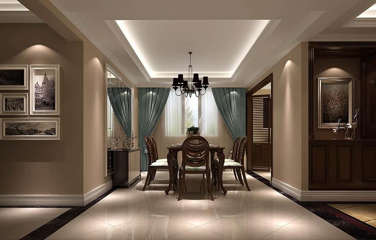 新中式 二居 三居 别墅 白领 收纳 旧房改造 80后 小资 餐厅图片来自周楠在新中式只需【10.5万】的分享