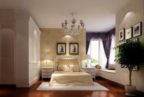 简约 中式 混搭 白领 收纳 小资 高度国际 小清新 温馨舒适 卧室图片来自高度国际王慧芳在8万打造四居中景江山赋的分享