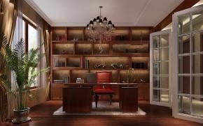 简约 欧式 混搭 白领 收纳 小资 高度国际 小清新 温馨舒适 书房图片来自高度国际王慧芳在简约欧式中铁花语城的分享