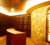 北美情调—十二橡树庄园奢华酒窖