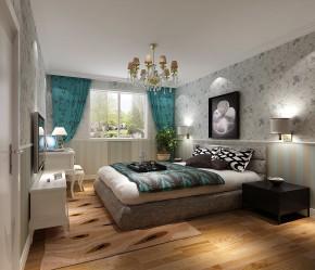 简约 现代 二居 混搭 白领 收纳 小资 高度国际 小清新 卧室图片来自高度国际王慧芳在5万打造三局濠景阁的分享