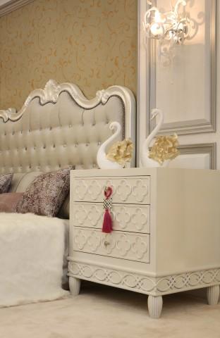 欧式风格 大户型 80后 小资 卧室图片来自今朝装饰小魏在金和嘉园欧式风格的分享