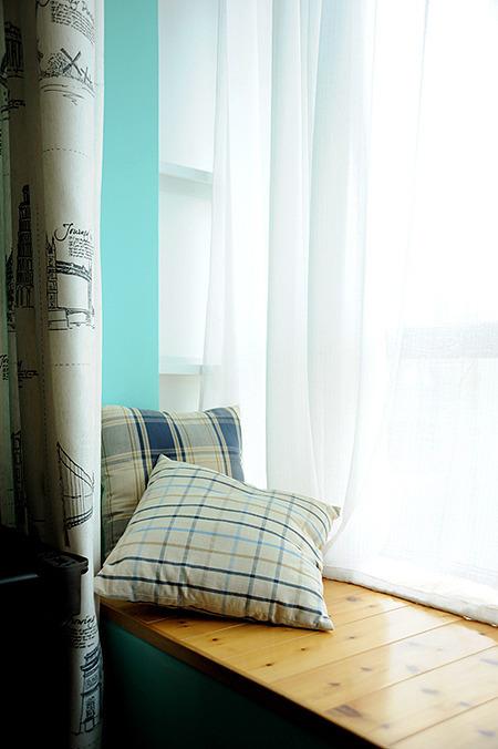 地中海 设计 空间感图片来自国安居装饰在110平米两居地中海风格的分享