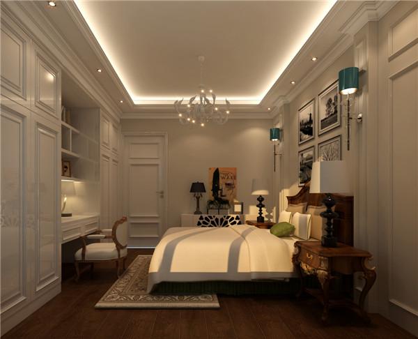 欧式 大气 品质生活 卧室图片来自湖南名匠装饰在欧式浪漫的低调奢华的分享