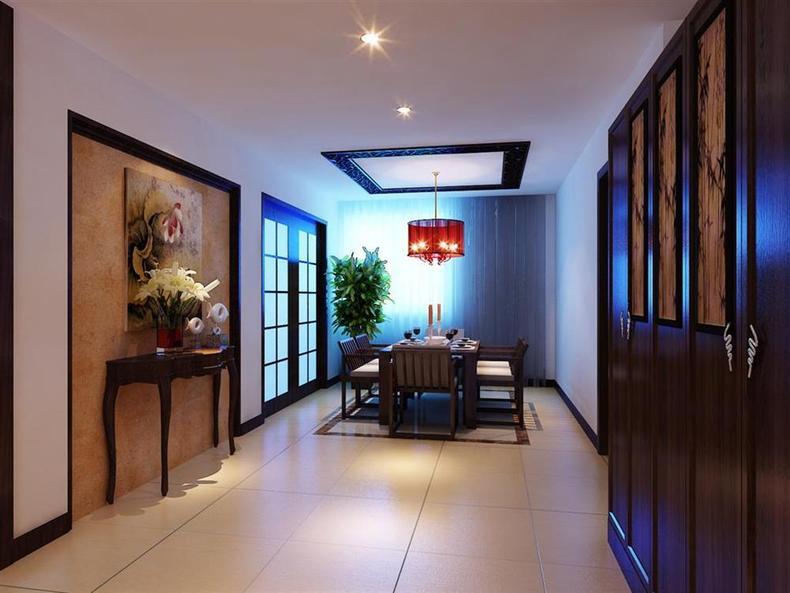 餐厅图片来自今朝装饰小闫在现代——中式风格的分享