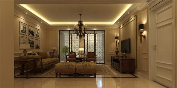 欧式 大气 品质生活 客厅图片来自湖南名匠装饰在欧式浪漫的低调奢华的分享