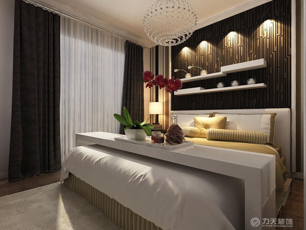 二居 简约 白领 收纳 80后 小资 卧室图片来自阳光力天装饰梦想家更爱家在华城领秀 两室两厅91平的分享