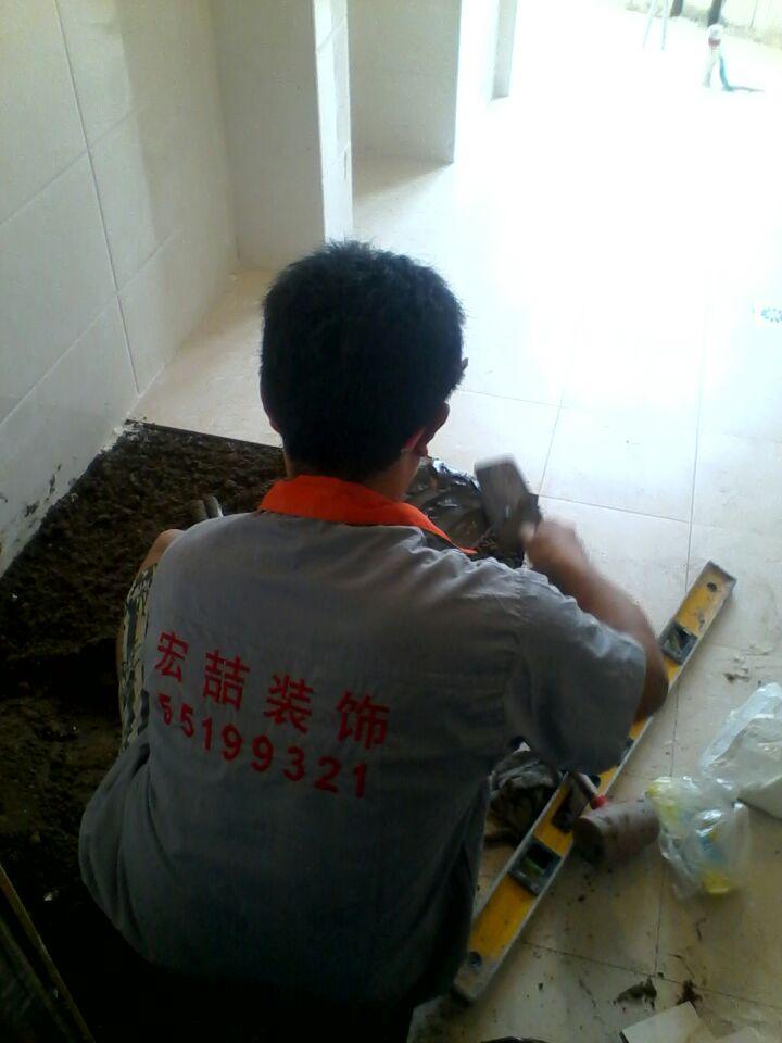 厨房图片来自郑州宏喆装饰在锦江国际的分享