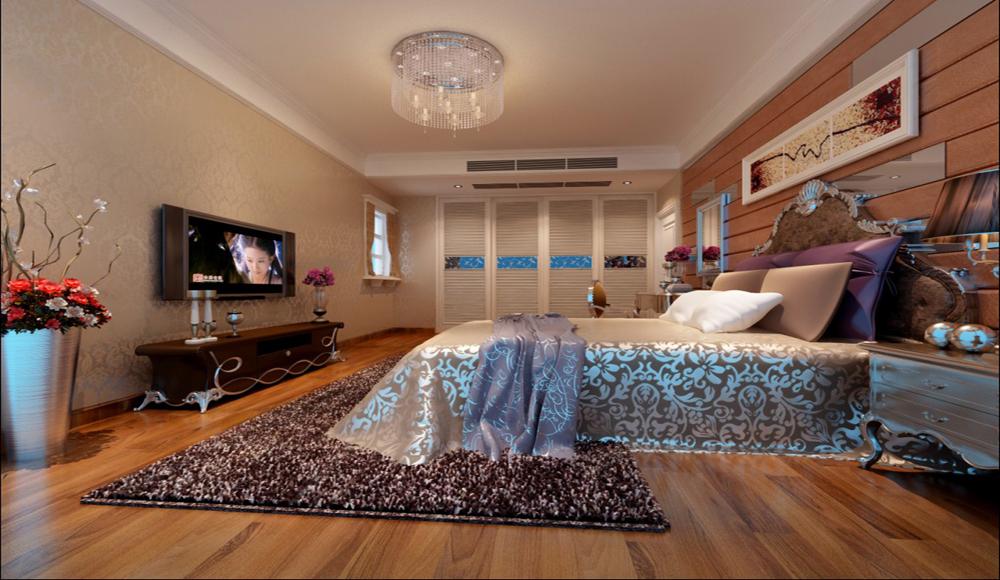 卧室图片来自深圳市浩天装饰在中民时代广场的分享