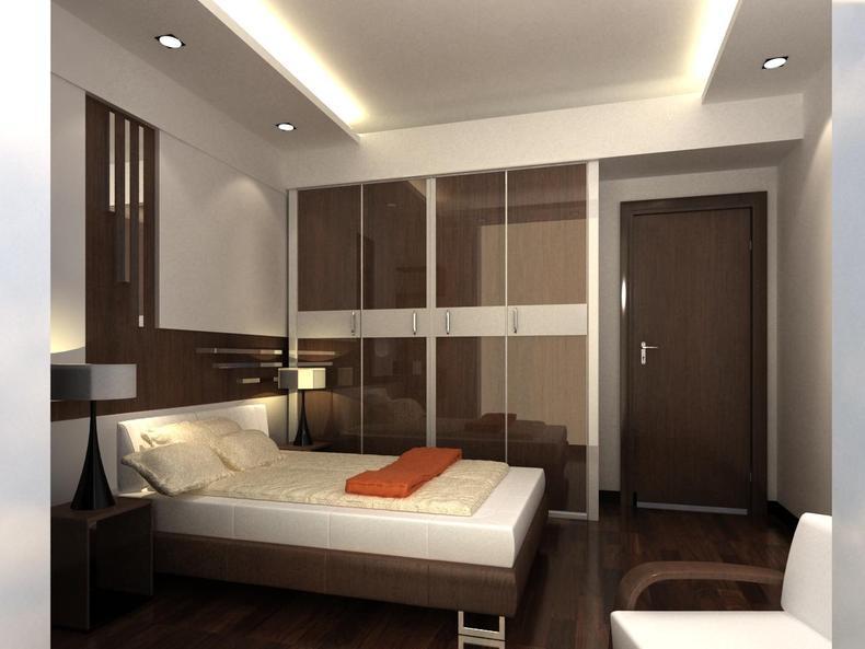 卧室图片来自今朝装饰小闫在北京UHN国际村的分享