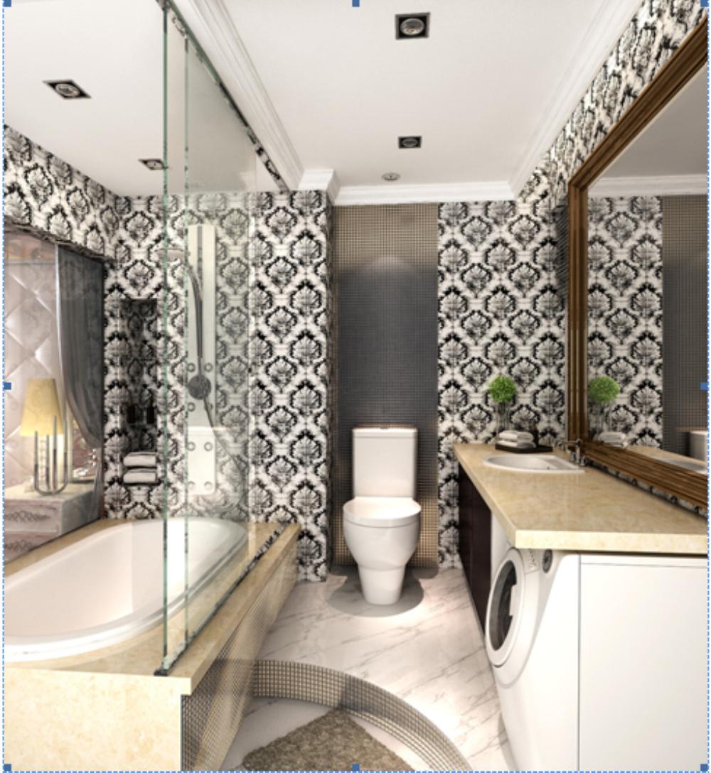 简约 二居 收纳 白领 卫生间图片来自天津宜家宜装饰在华城浩苑的分享