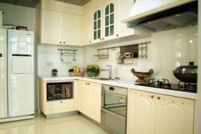 欧式 浪漫 小清新 厨房图片来自湖南名匠装饰在属于简欧的小清新的分享