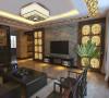 126平保利海上五月花中式风格,方林装饰用心打造完美家居。