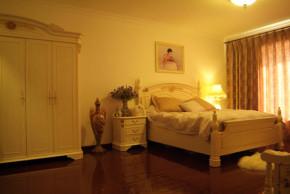 欧式 浪漫 小清新 卧室图片来自湖南名匠装饰在属于简欧的小清新的分享