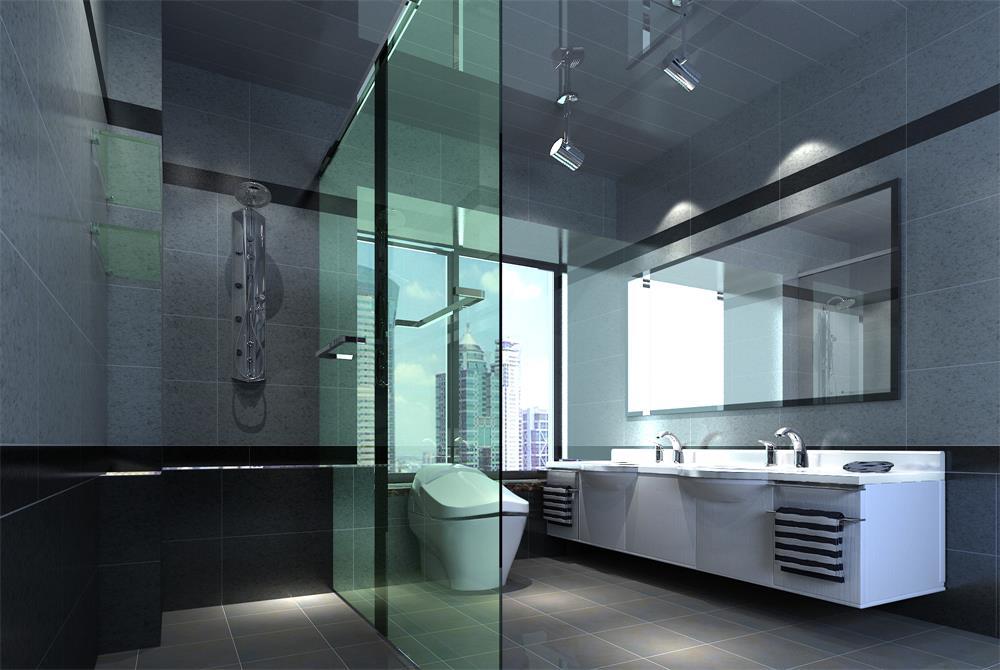 卫生间图片来自深圳市浩天装饰在谱心苑的分享