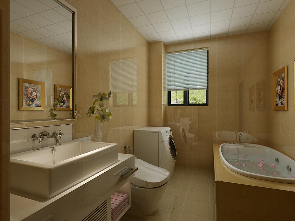 简约 别墅 小资 卫生间图片来自天津宜家宜装饰在矽谷港湾的分享