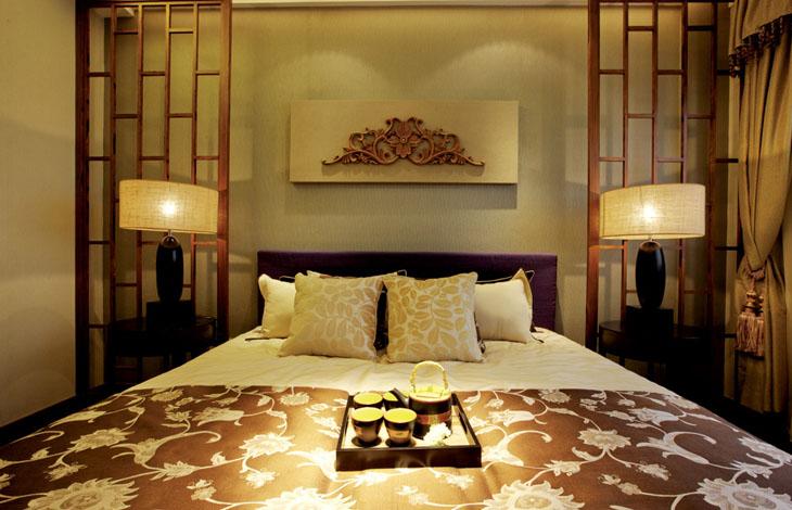 欧式 简欧 正商红河谷 卧室图片来自沪上名家装饰在精雕细琢简欧正商红河谷的分享