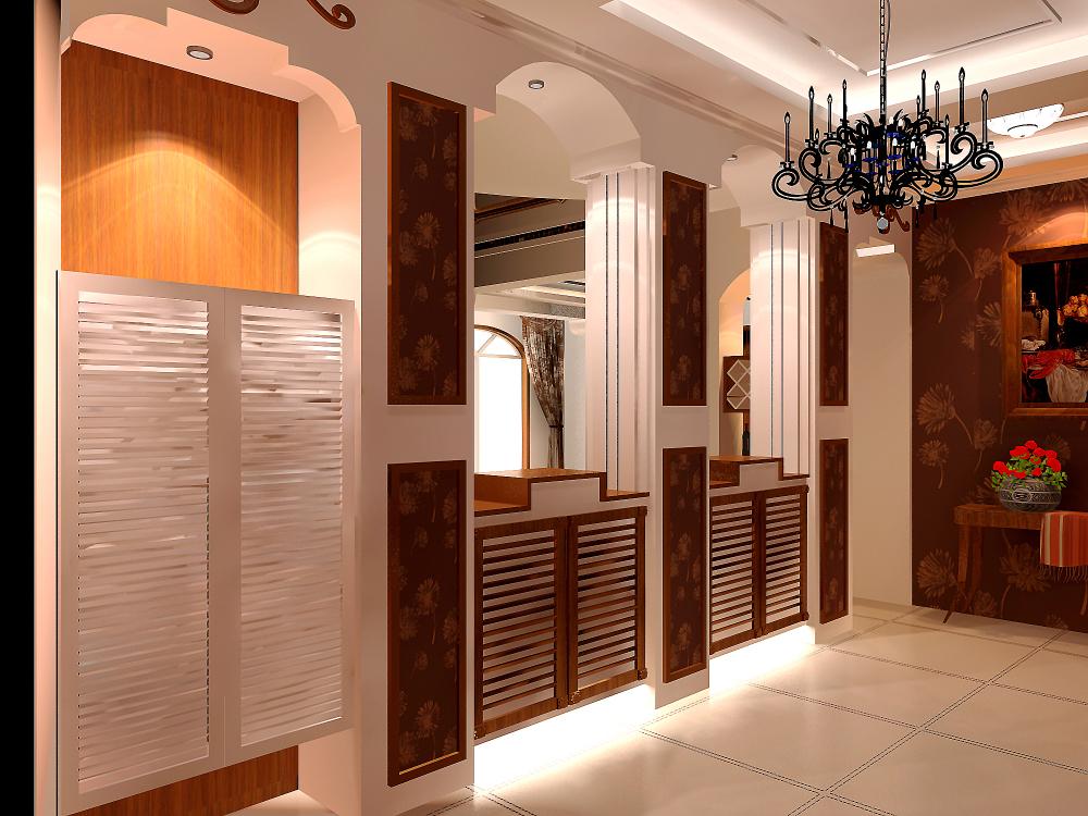 欧式 别墅 收纳 其他图片来自天津宜家宜装饰在津南新城的分享
