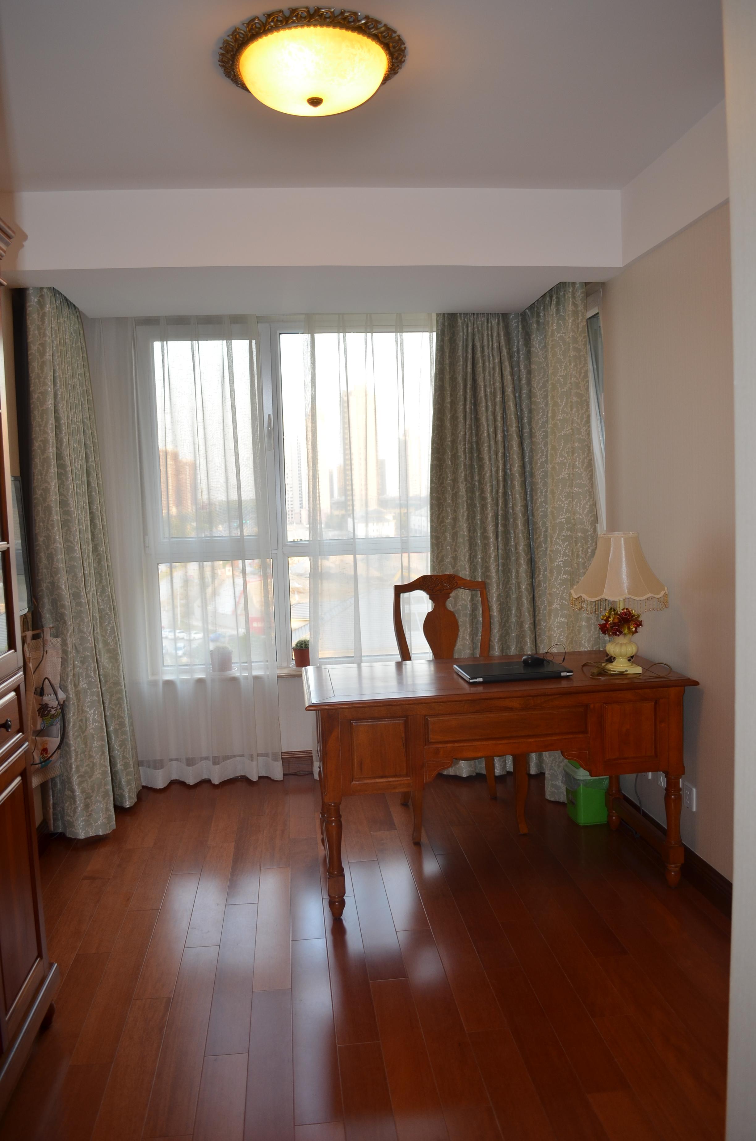 简约 混搭 高度国际 三居 别墅 白领 80后 白富美 高富帅 书房图片来自北京高度国际装饰设计在时尚潮流,让您的家与众不同的分享