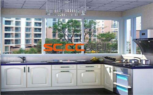 简约 厨房图片来自实创装饰小李在天华绿谷90平米的分享