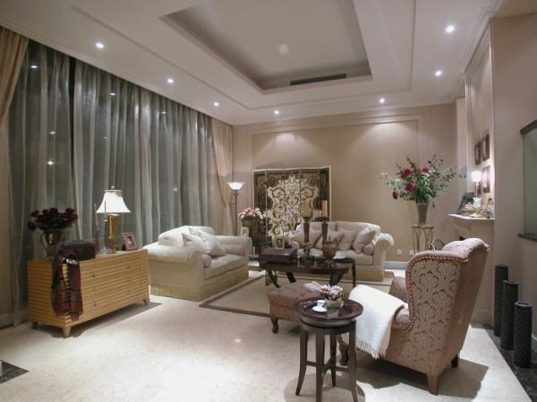 古典 跃层 装修设计 图片 温馨 客厅图片来自香港古兰装饰-成都在古典跃居设计温馨的家的分享