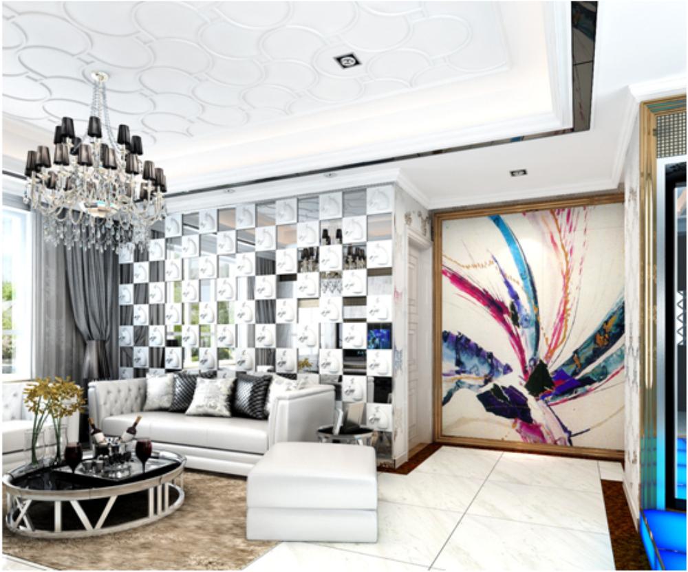 简约 二居 收纳 白领 客厅图片来自天津宜家宜装饰在华城浩苑的分享