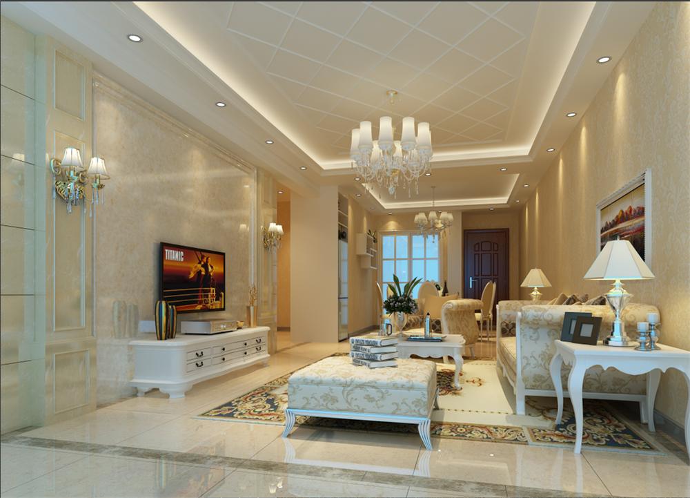 客厅图片来自深圳市浩天装饰在仙湖山庄的分享
