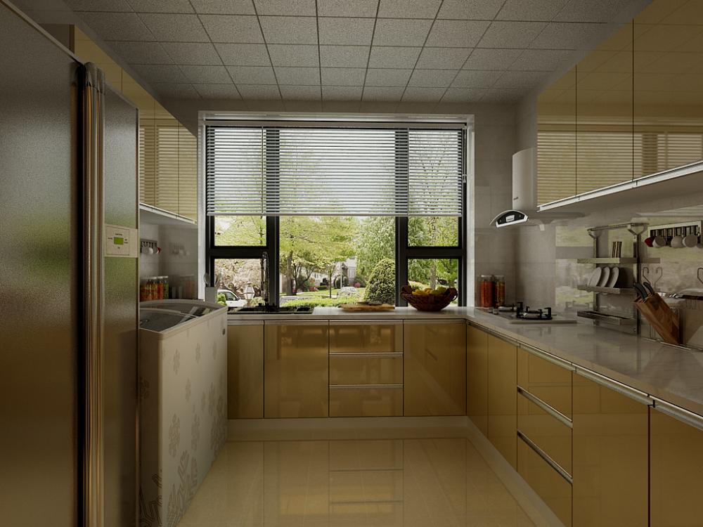 简约 别墅 小资 厨房图片来自天津宜家宜装饰在矽谷港湾的分享