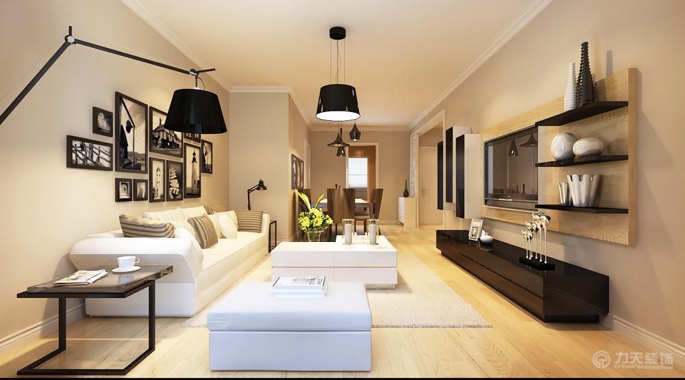 简约 白领 80后 小资 四室 两厅 客厅图片来自阳光力天装饰梦想家更爱家在尚清湾四室二厅二卫185平米的分享
