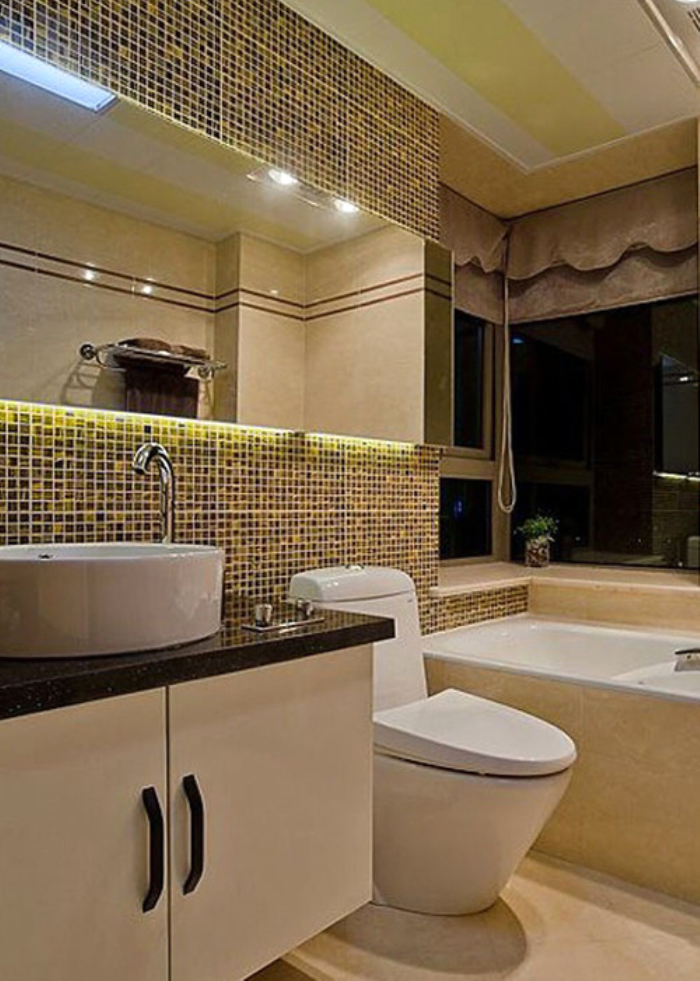 简约 二居 白领 小资 卫生间图片来自天津宜家宜装饰在紫竹华庭的分享