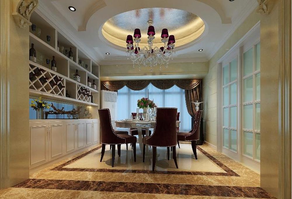 餐厅图片来自深圳市浩天装饰在文华大厦的分享
