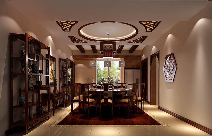 新中式 二居 三居 别墅 白领 收纳 旧房改造 80后 小资 餐厅图片来自周楠在东湖湾的新中式风格的分享