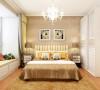 石家庄业之峰装饰-万达小区127平米三居室现代简约
