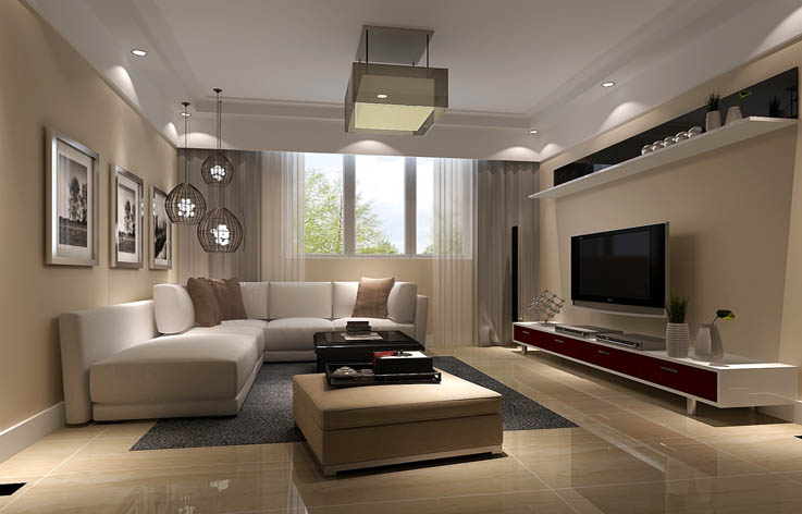 简约 二居 三居 别墅 白领 收纳 旧房改造 80后 小资 客厅图片来自周楠在简约风格公寓的分享