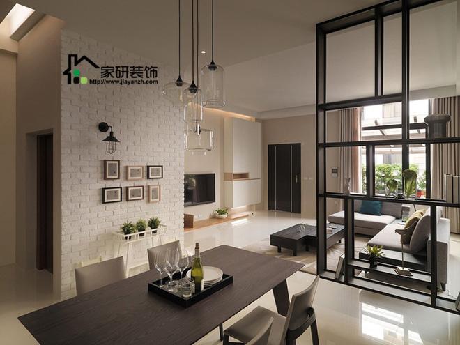 简约 欧式 田园 混搭 二居 三居 白领 收纳 旧房改造 餐厅图片来自上海倾雅装饰有限公司在简约结构的美式主义新家的分享