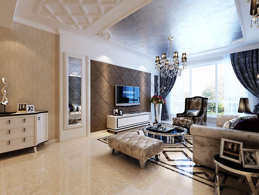 简约 欧式 环保 大气 高贵典雅 客厅图片来自框框在简欧风格,家居设计潮流趋势的分享