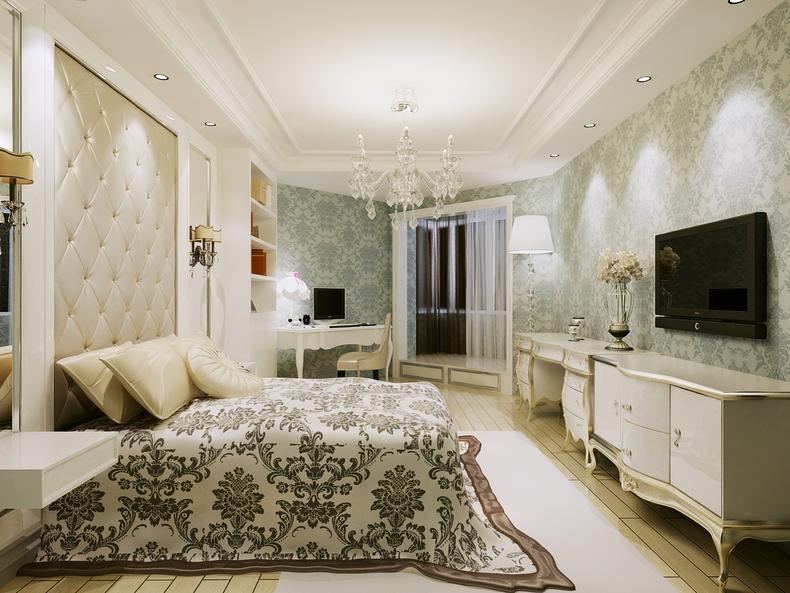 卧室图片来自今朝装饰小闫在安慧北里逸园17号楼的分享
