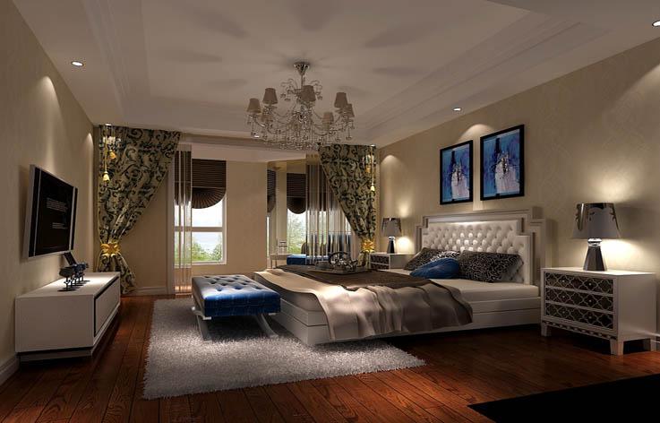 简约 现代 二居 三居 别墅 白领 收纳 旧房改造 80后 卧室图片来自周楠在三居室现代简约风格的分享