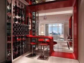简约 现代 混搭 白领 收纳 小资 高度国际 小清新 温馨舒适 餐厅图片来自高度国际王慧芳在5万打造2室2厅1卫中景江山赋的分享