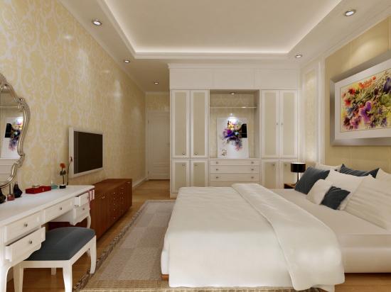 卧室图片来自今朝装饰小闫在安苑东里的分享