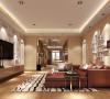 6万打造现代风格远洋东方家园