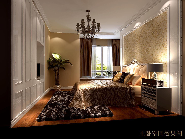 简约 现代 高度国际 三居 白领 80后 时尚 婚房 白富美 卧室图片来自北京高度国际装饰设计在K2百合湾126平现代三居的分享