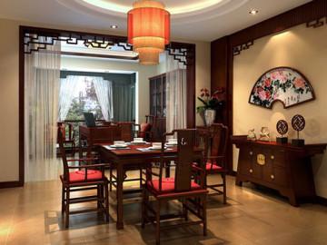 龙湖时代天街创新中式风格