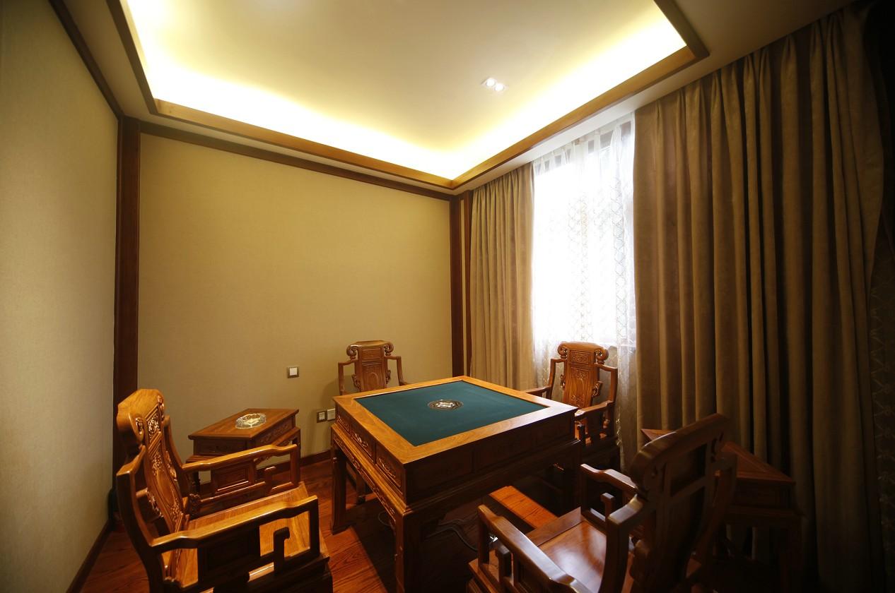 别墅 中式 其他图片来自成都家和在西江紫苑中式的分享