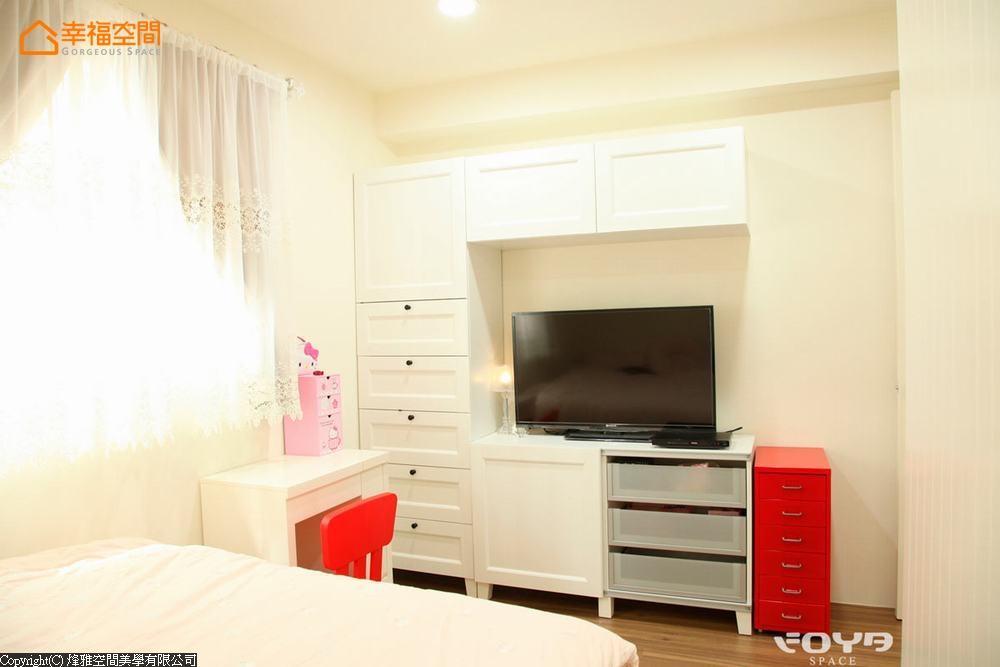 乡村 田园 二居 小平数 卧室图片来自幸福空间在幸福满屋 56平乡村风小窝的分享