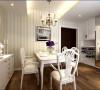 上海谷水湾两居室现代简约风格